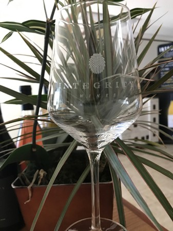 Wine Glass - Integrity