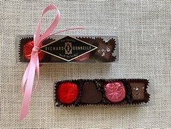 4-Pc Donnelly Chocolate