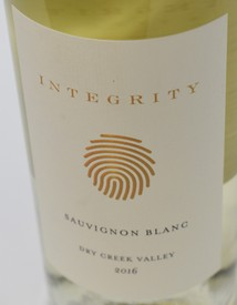 2016 Sauvignon Blanc Dry Creek Valley