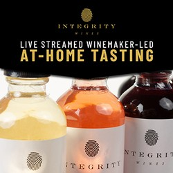 May 30th At Home Winemaker Led Tasting for 1